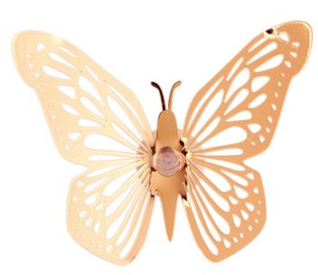 Fönsterdekoration Fjäril - Pluto Produkter (Koppar) • Pryloteket