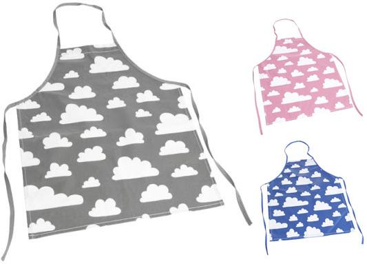Barnförkläde Moln - Gunilla Axén (Blå) • Pryloteket