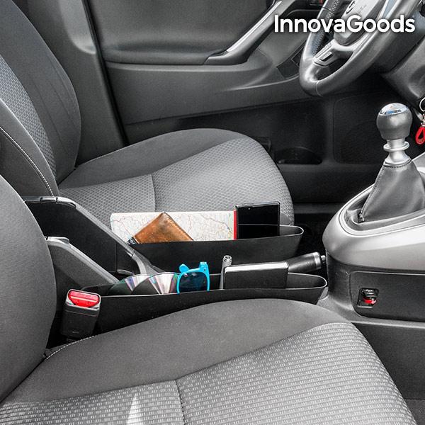 Förvaringsfickor till bilen (2-pack)