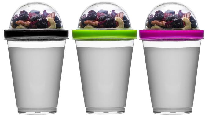 Yoghurtbägare - Sagaform (Rosa) • Pryloteket
