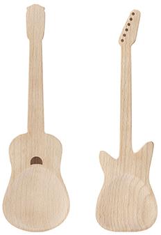 Träslev Gitarr, 2-pack • Pryloteket