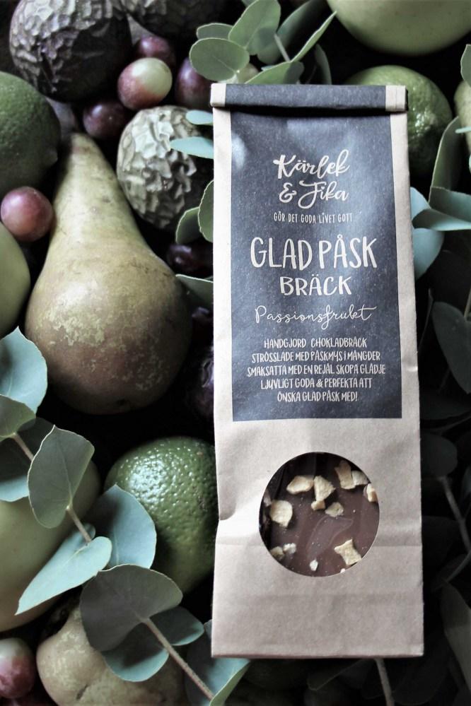 Chokladbräck Glad Påsk - Majas lyktor/Barncancerfonden • Pryloteket