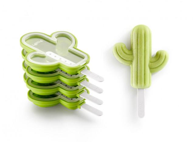 Glassform Kaktus, 4-pack - Lékué • Pryloteket
