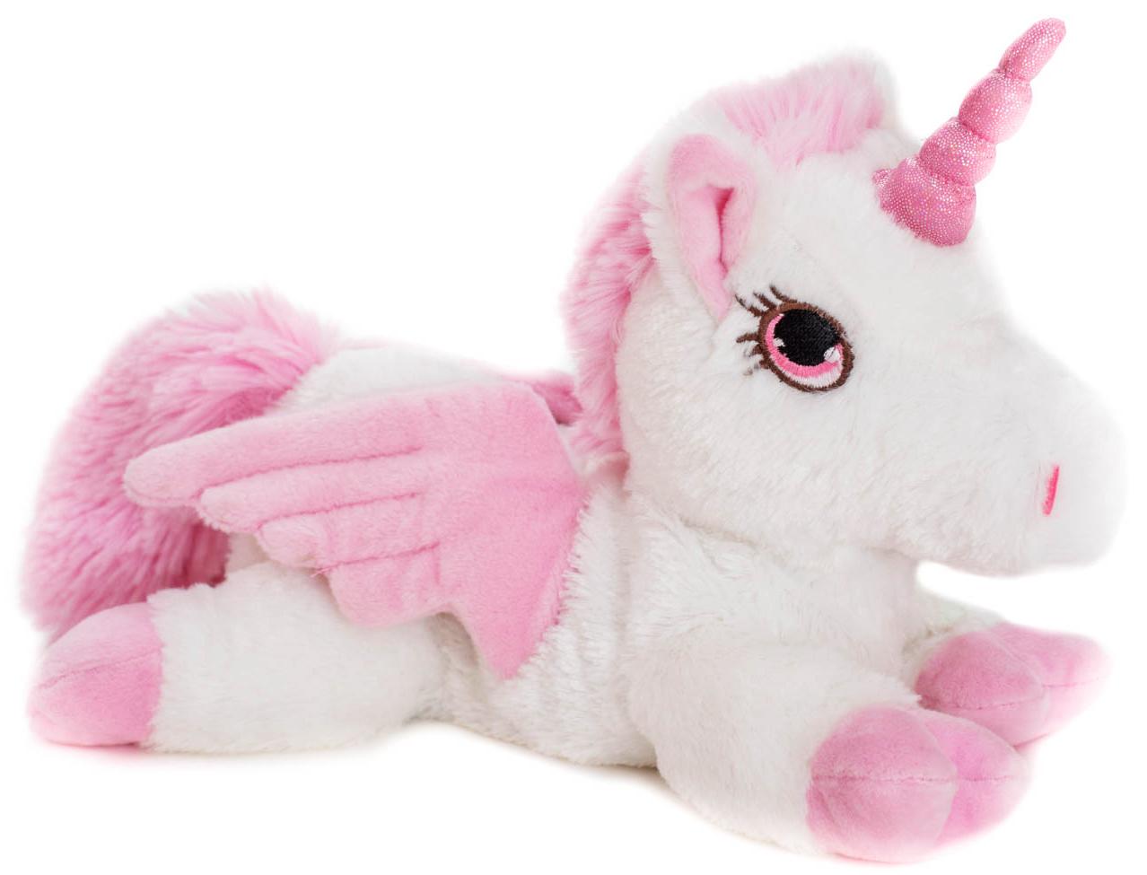 Värmenalle Enhörningen Pegasus - Habibi Plush • Pryloteket