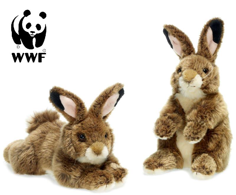 Hare - WWF (Världsnaturfonden) (Liggande) • Pryloteket