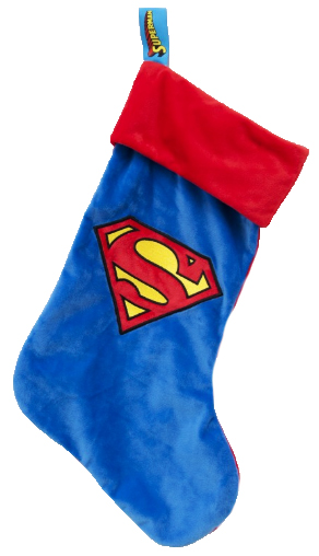 Julstrumpa - Superman • Pryloteket