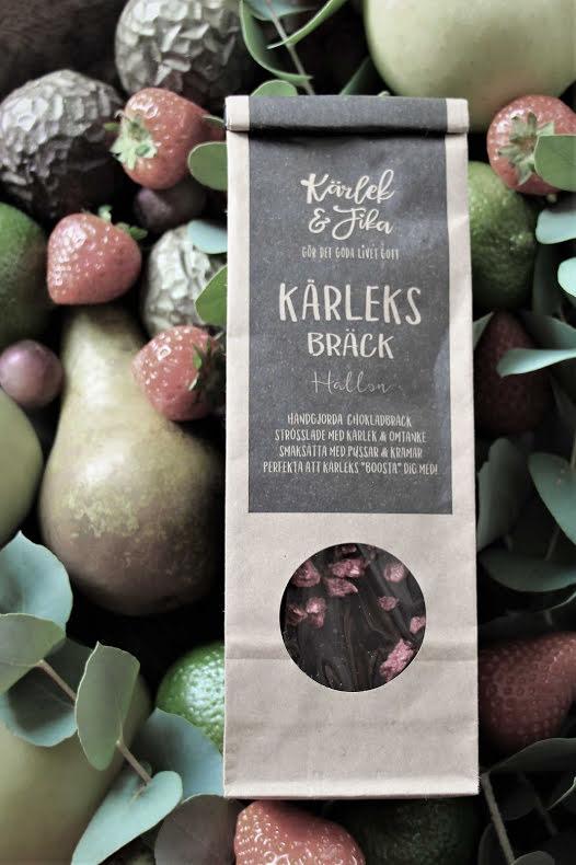 Chokladbräck Kärlek - Majas lyktor/Barncancerfonden • Pryloteket