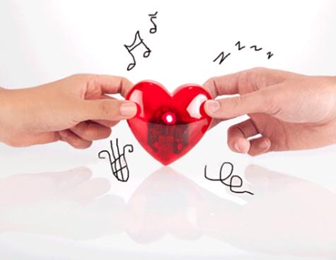 Kärlekstestaren • Pryloteket