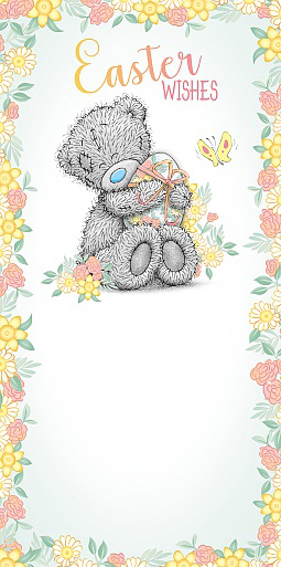 "Kort ""Easter Wishes"" • Pryloteket"