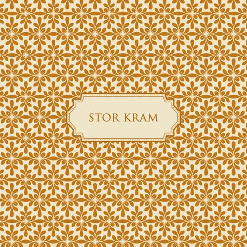 "Kort ""Stor Kram"" • Pryloteket"