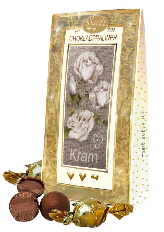 Kram - Lyxiga chokladpraliner • Pryloteket