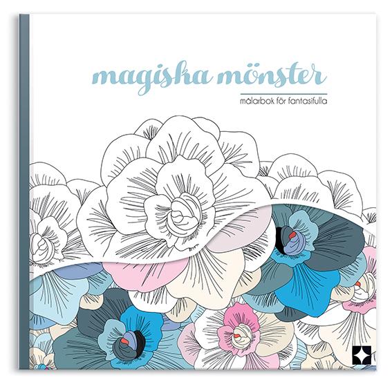 Magiska Mönster - Målarbok för fantasifulla vuxna • Pryloteket