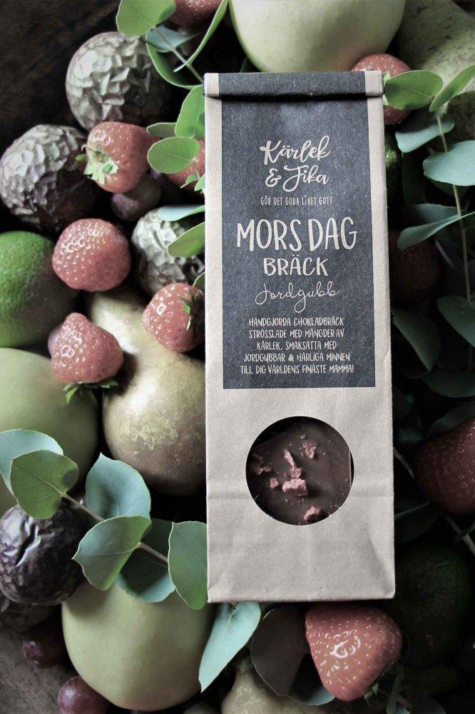 Chokladbräck Mors Dag (mamma) 2020 - Majas lyktor/Barncancerfonden • Pryloteket