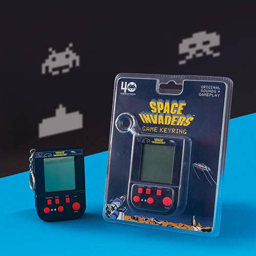 Minispel Space Invaders