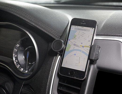 Mobiltelefonhållare till bilen • Pryloteket