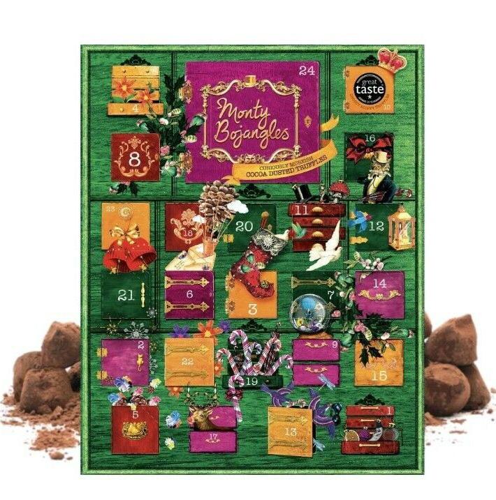 Chokladkalender Winter Wonderland - Monty Bojangles • Pryloteket