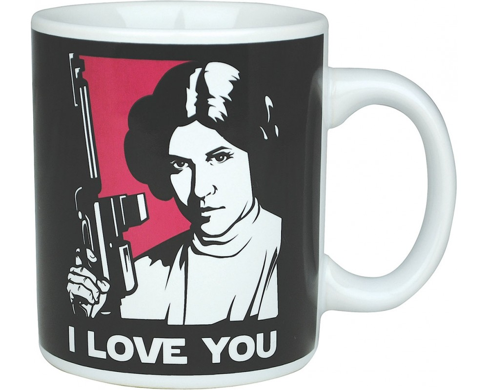 Mugg I Love you (Star Wars)