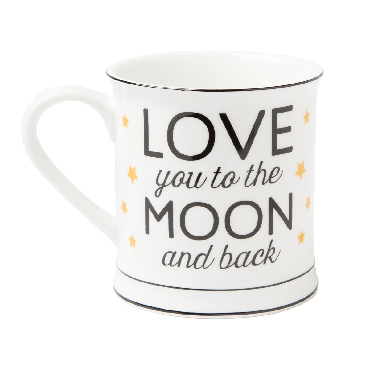 "Mugg """"Love you to the moon and back"""""