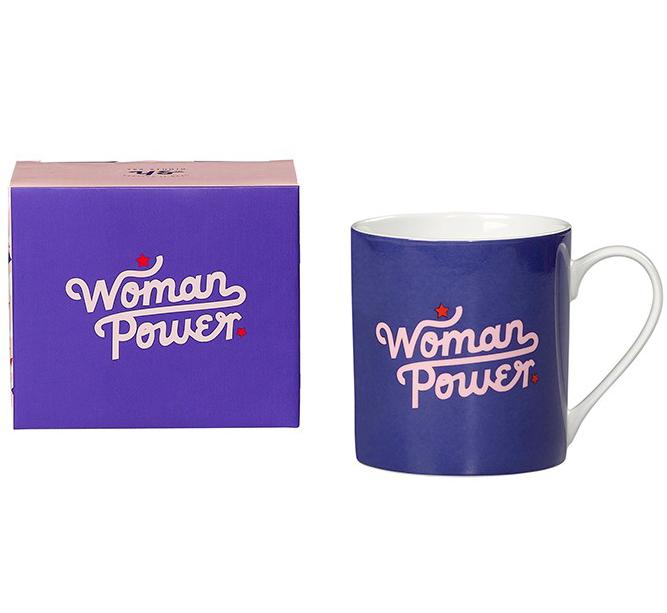 """Mugg """"Woman power • Pryloteket"""