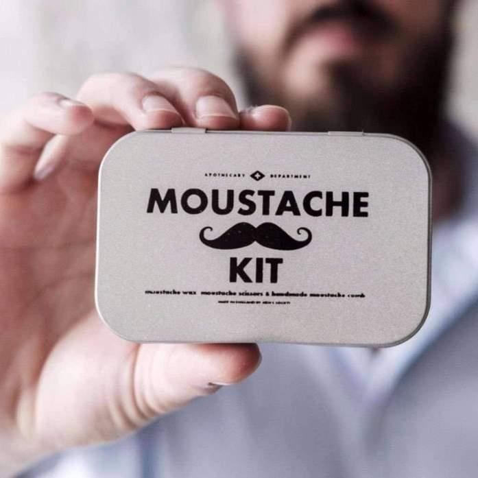 Moustache Kit • Pryloteket
