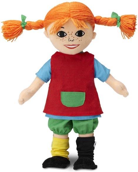 Pippi Långstrump, 30cm • Pryloteket