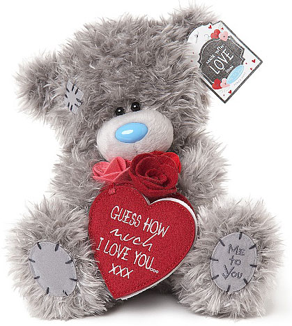 Nalle, Guess How Much I Love you, 20cm - Me To You