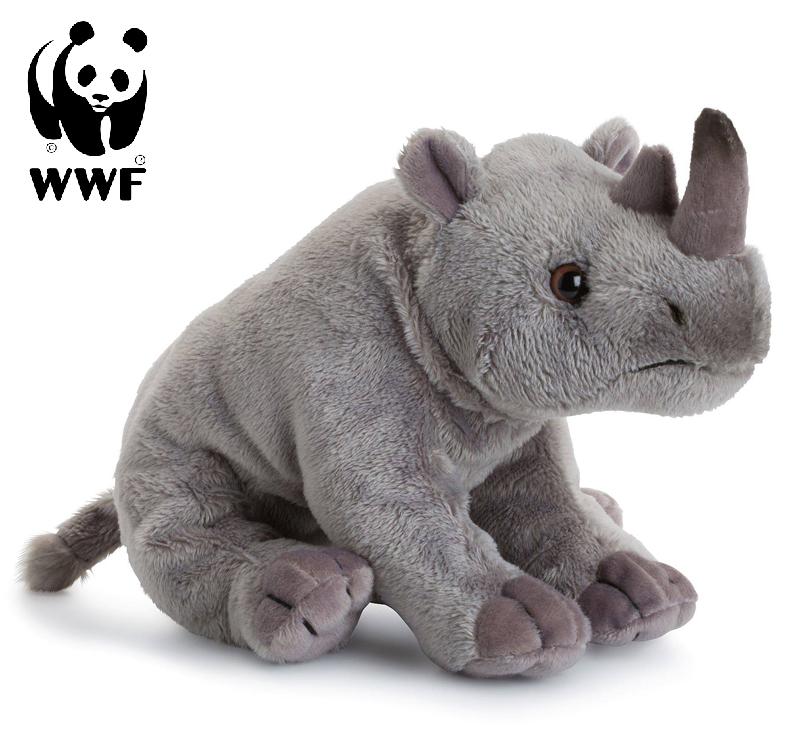 Noshörning - WWF (Världsnaturfonden) • Pryloteket