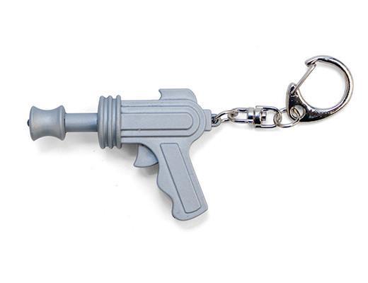 Nyckelring Rymdpistol (med ljud och ljus)