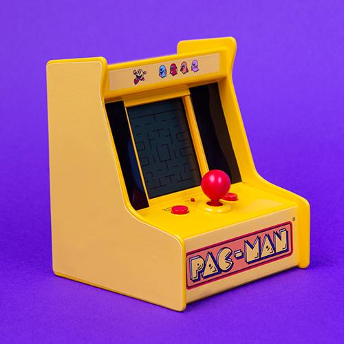 Arkadspel Pacman för skrivbordet • Pryloteket