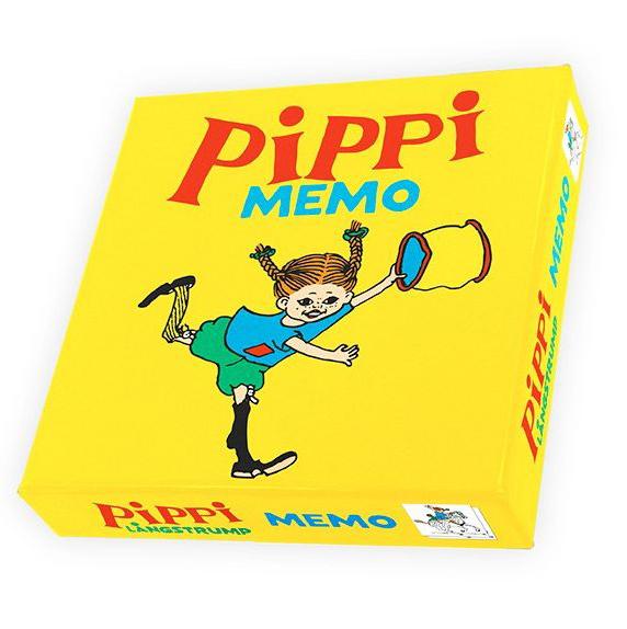 Pippi Memoryspel • Pryloteket