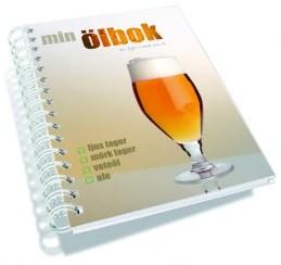 Min Ölbok - Fyll-i-bok