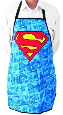 Superman-förkläde (Stålmannen) • Pryloteket