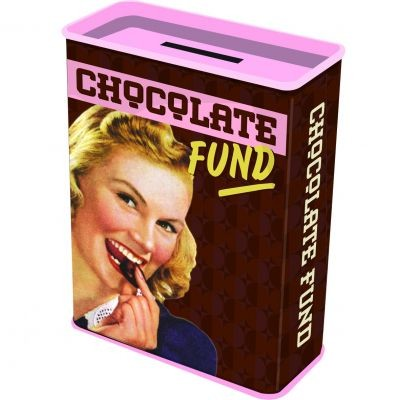 Sparbössa, Chocolate fund