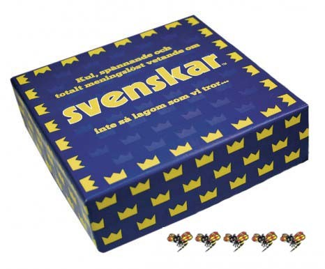 Spel Svenskar inte så lagom som vi tror... • Pryloteket