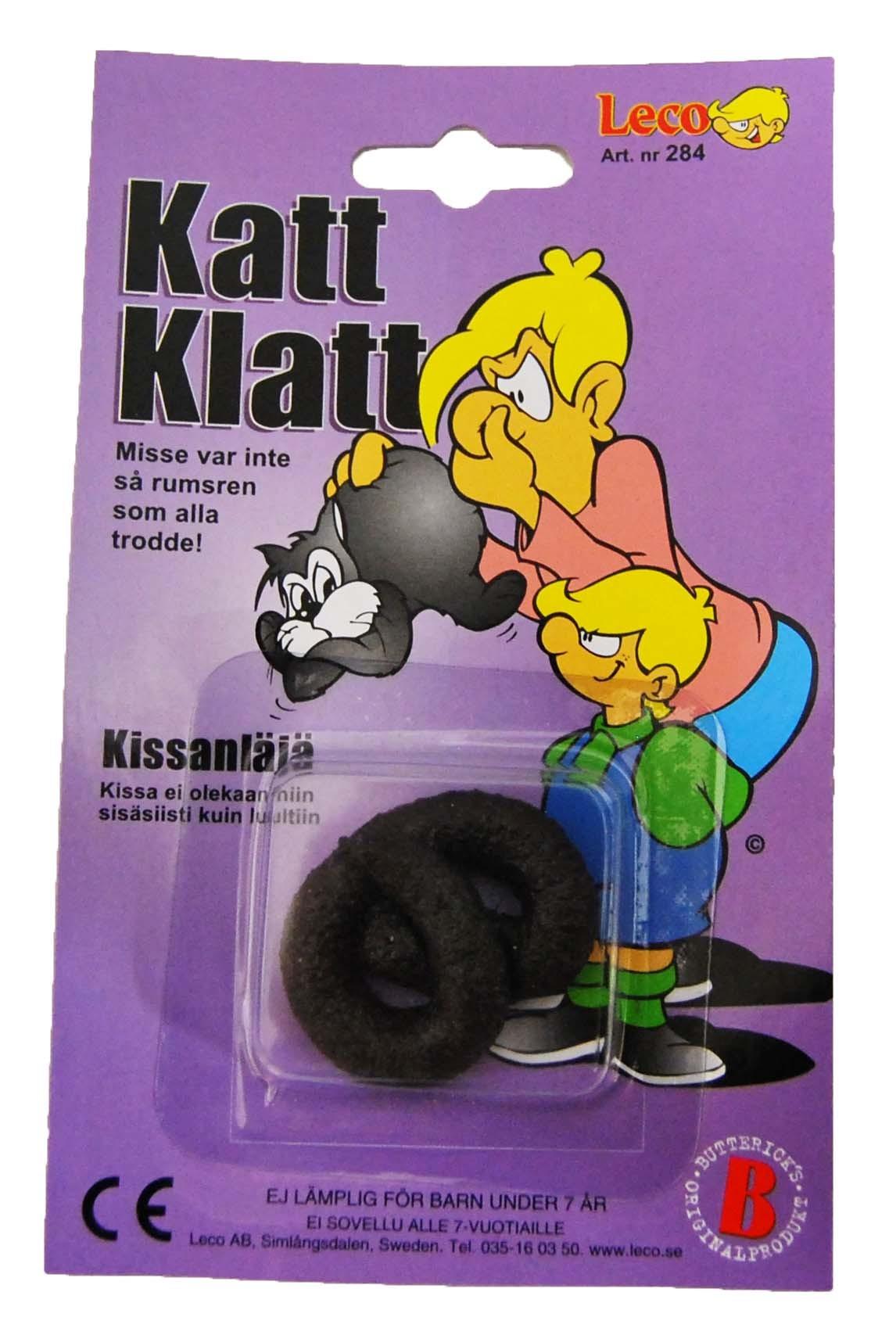 Katt Klatt - Skämtpryl • Pryloteket