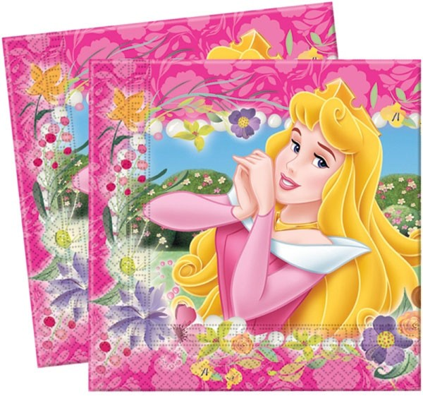 Servetter Disney Princess, 20st