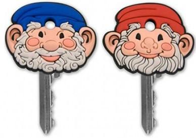 Key Gnomes - Key Cover