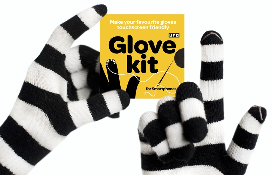 Glove Kit för Smartphones (Iphone)