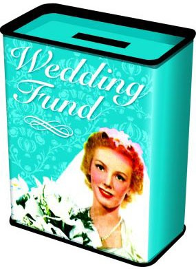 "Sparbössa """"Wedding fund"""""