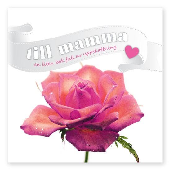 Till mamma - en liten bok full av uppskattning (Presentbok) • Pryloteket