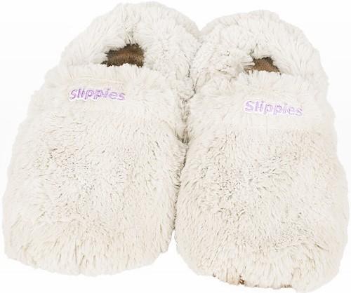 Slippies stl M (Tvättbar) - Microtofflan (Creme)
