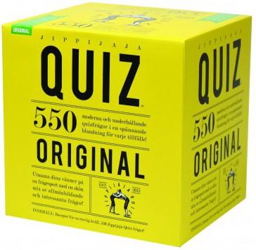 Jippijaja Quiz - Orginal • Pryloteket
