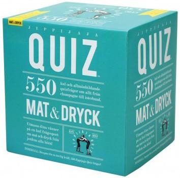 Jippijaja Quiz - Mat & Dryck • Pryloteket