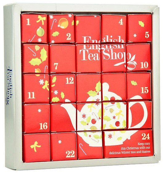*FÖRBOKNING* Te-Adventskalender (ekologisk) - English Tea Shop