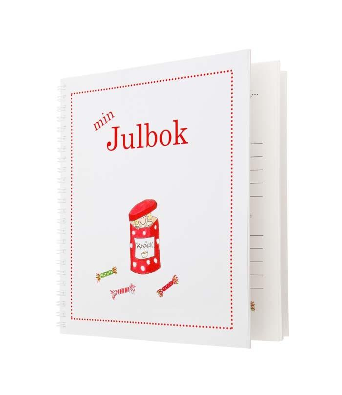 Min Julbok (Fyll-i-bok)