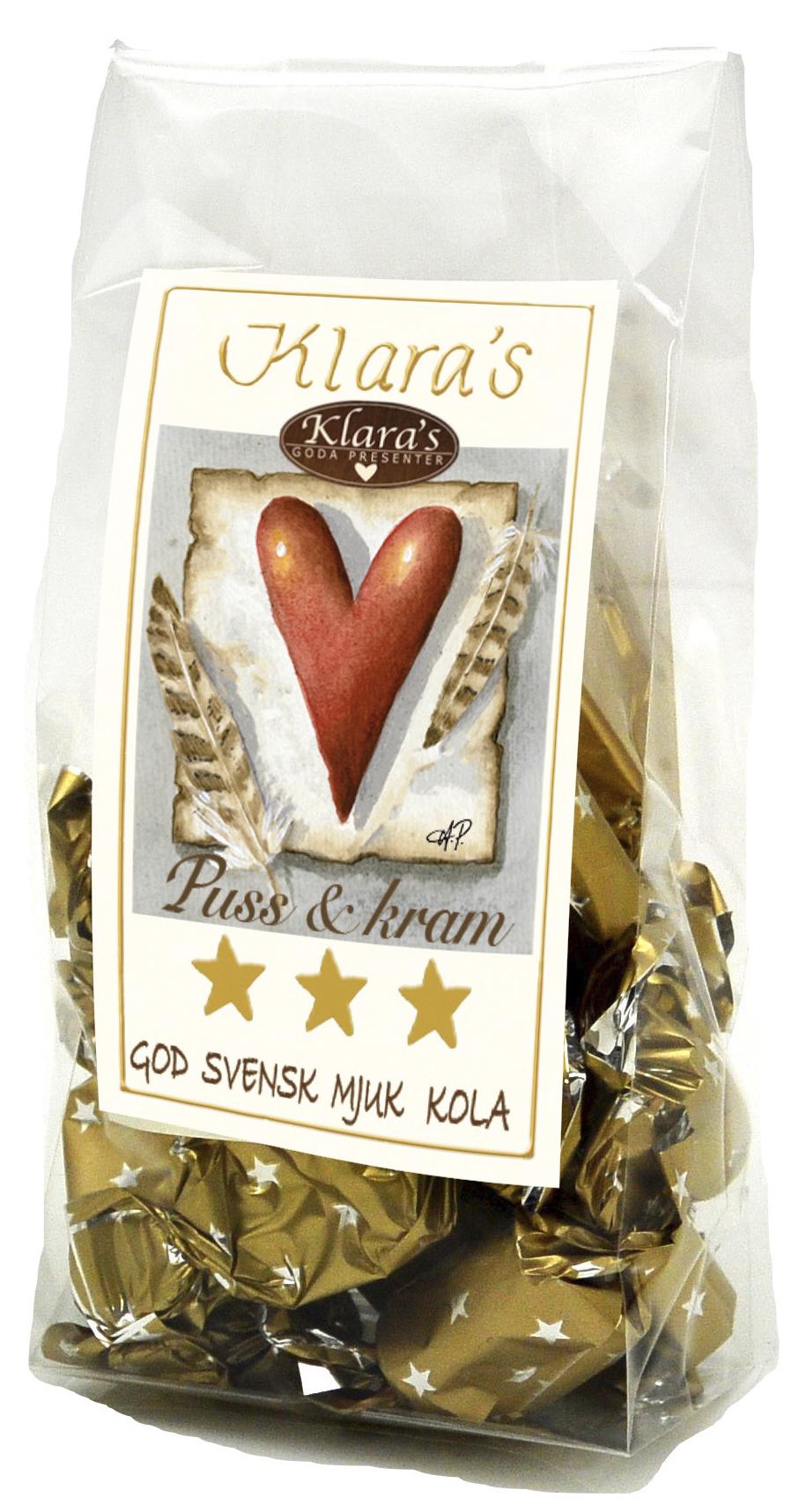 Puss & Kram - Chokladkola