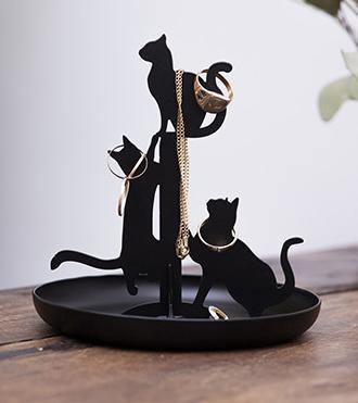 "Smyckeshållare ""Cats"" • Pryloteket"