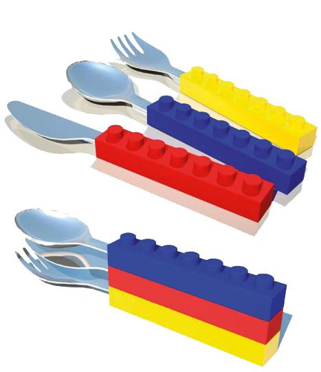 Snack N Stack Legobestick • Pryloteket