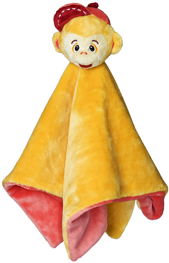 Monky Ponky, snuttefilt - Tröstisar
