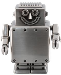 Sparbössa, Robot